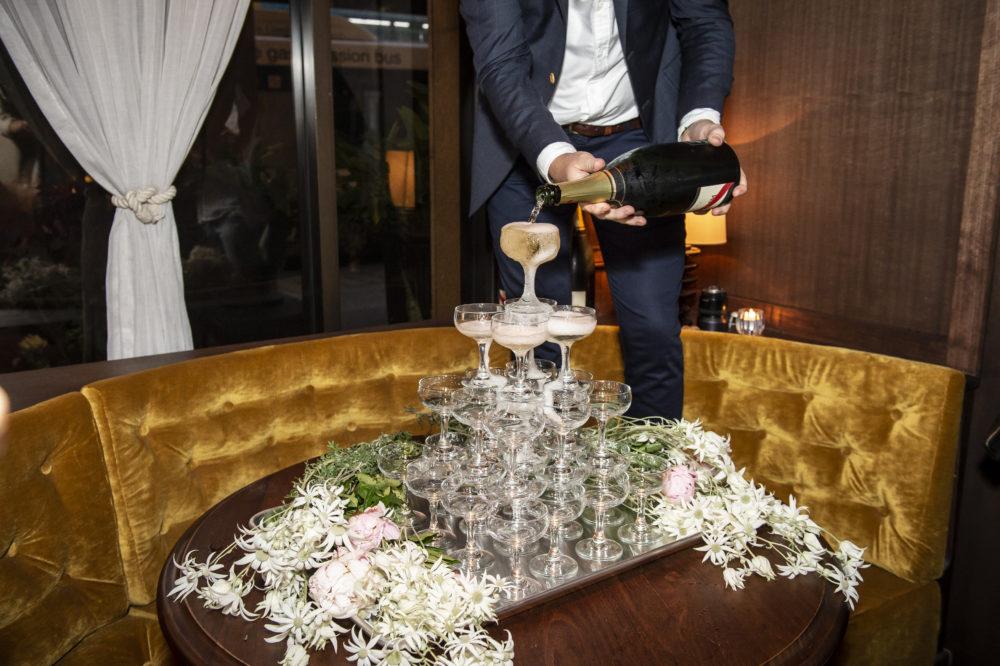Bopp & Tone Champagne Tower