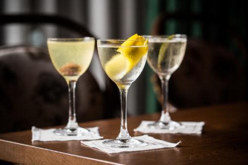 martinis Bopp and tone
