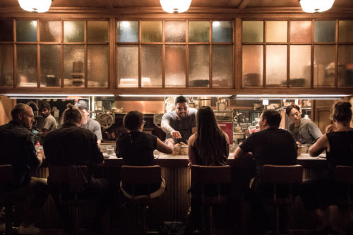 Bopp & Tone Chef's Table