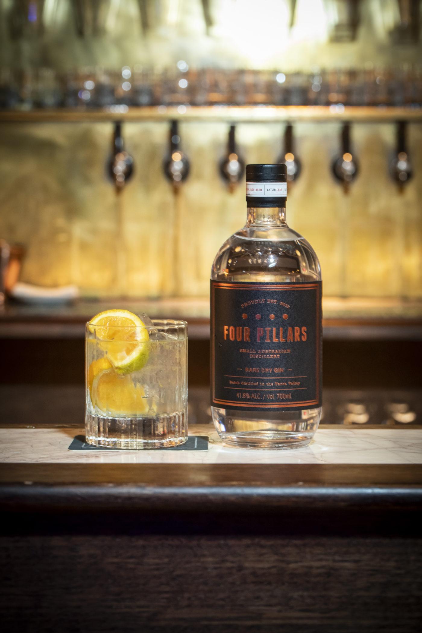Bopp & Tone Bushfire Benefit Cocktails
